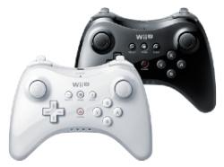 Wii U Pro Controller Origineel zwart of wit