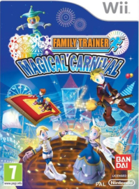 Family Trainer Magical Carnaval Incl Gamemat