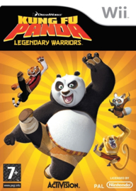 Kung Fu Panda Legendary Warriors