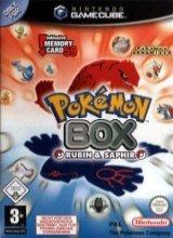 Pokémon Box Ruby & Sapphire