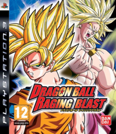 Dragon Ball Z Raging Blast