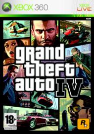 Grand Theft Auto IV ( GTA 4 )