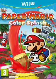 Paper Mario Color Splash