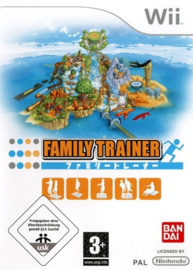 Family Trainer incl Gamemat