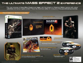 Mass Effect 2 Limited Collectors Edition