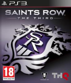 Saints Row The Third