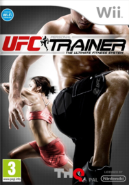 UFC Personal Trainer The Ultimate Fitness System incl Beenband