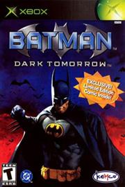 Batman Dark Tommorow