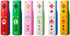 Wii-Afstandsbediening Special Edition