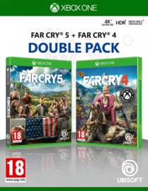 Far Cry 5 + Far Cry 4 Double Pack
