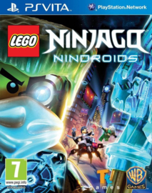 Lego Ninja Nindroids
