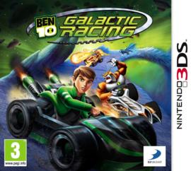 Ben 10 Galactic Racing
