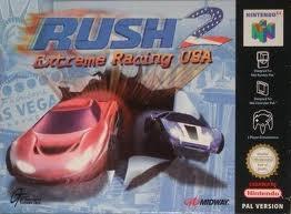 Rush 2 Extreme Racing USA