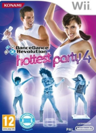 Dance Dance Revolution Hottest Party 4