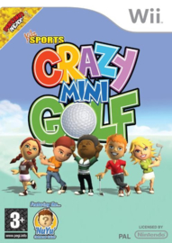 Kidz Sports Crazy Mini Golf