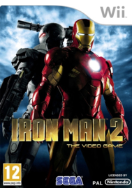 Iron Man 2 The Videogame