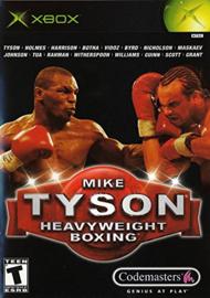 Mike Tyson Heavyweight Boxing