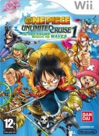 One Piece Unlimited Cruise 1 The Treasure Beneath the Waves