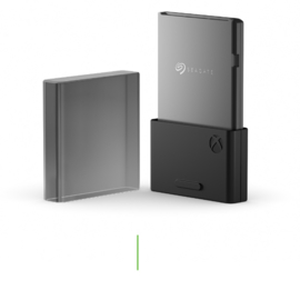 Seagate Expansion Card  1 TB