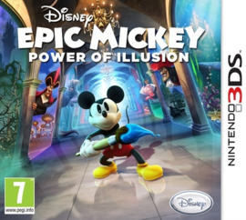 Disney Epic Mickey Power Of Illusion