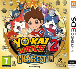 YO-Kai Watch 2 Gigageesten