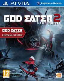 God Eater 2 Raging Burst