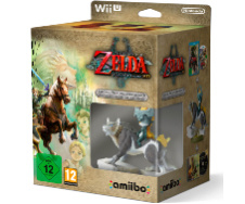 The Legend of Zelda Twilight Princess + Amiibo in doos