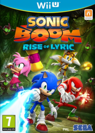 Sonic Boom Rise of Lyric