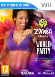 Zumba Fitness World Party incl Zumba Fitness Belt