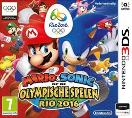 Mario and Sonic op de Olympische Spelen Rio 2016