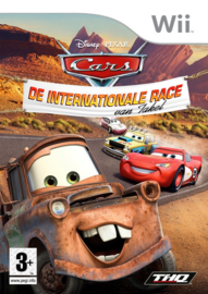 Cars De Internationale Race van Takel