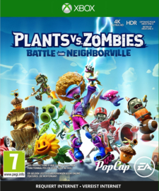 Plants vs Zombies Battle Neighborville