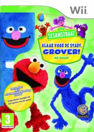 Sesamstraat Klaar Voor de Start Grover