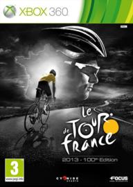 Le Tour de France 2013 100 Edition