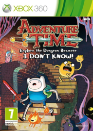 Adventure Time Explore the Dungeon Because I DON'T KNOW!