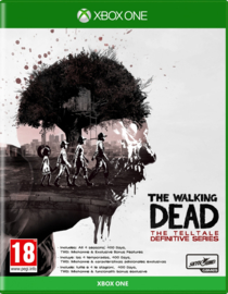 Telltales The Walking Dead The Definitive Series