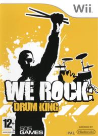 We Rock Drum King