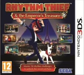 Rhythm Thief and the Emperors Treasure