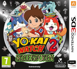 Yo-Kai Watch 2 Skeletspoken