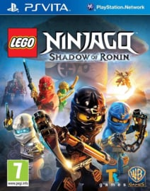 Lego Ninja 3 Shadow of Ronin
