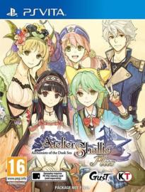 Atelier Shallie Plus Alchemists of the Dusk Sea