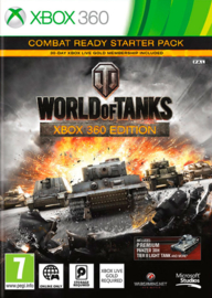 World of Tanks - Combat Ready Starter Pack