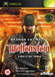 Return To Castle Wolfenstein Tides of War