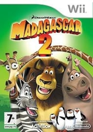 Madagascar 2 Escape to Africa