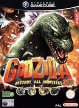 Godzilla Destroy All Monsters Melee