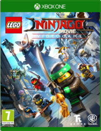 LEGO Ninjago The Movie