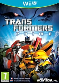 Transformers Prime The Game