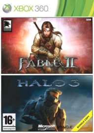Fable II / Halo 3 Double Pack