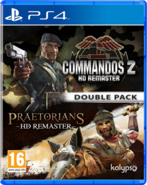 Commandos 2 + Praetorians HD Remastered Double Pack