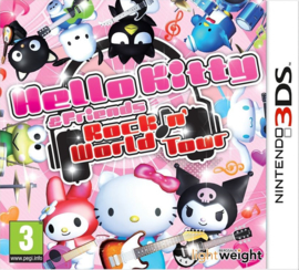 Hello Kitty and Friends Rock N World Tour